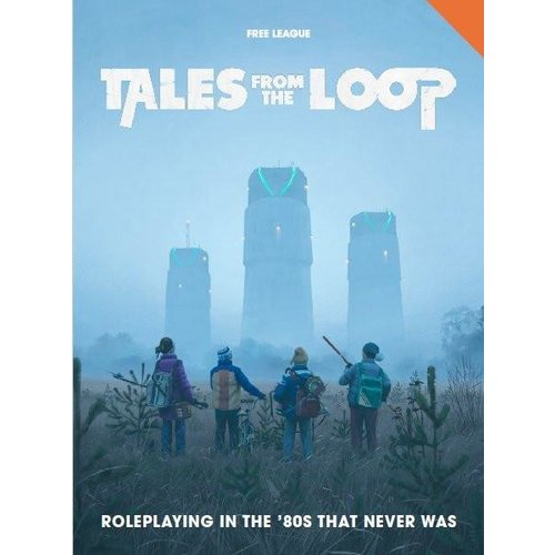 Modiphius TALES FROM THE LOOP