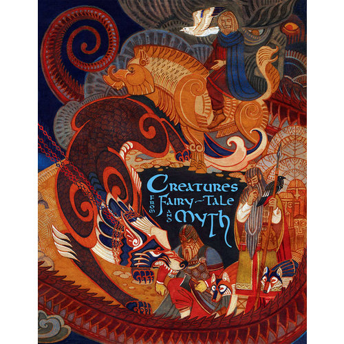Pendelhaven Games CREATURES FROM FAIRY-TALES & MYTH: STORY BOOK