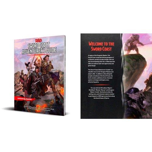 Wizards of the Coast D&D 5E: SWORD COAST ADVENTURES GUIDE