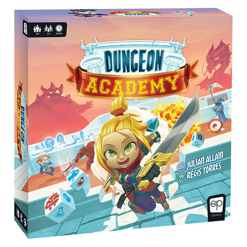 The Op | usaopoly DUNGEON ACADEMY