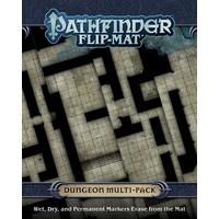 PATHFINDER FLIP-MAT: MULTI DUNGEONS