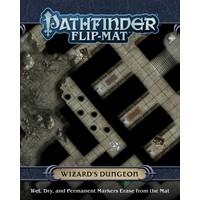 PATHFINDER FLIP-MAT: WIZARDS DUNGEON