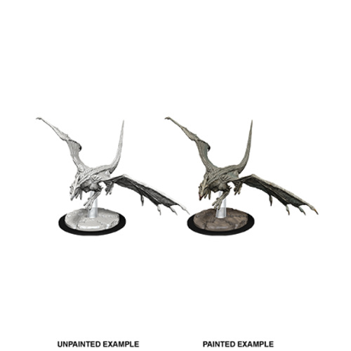 Wizkids MINIS: D&D: YOUNG WHITE DRAGON
