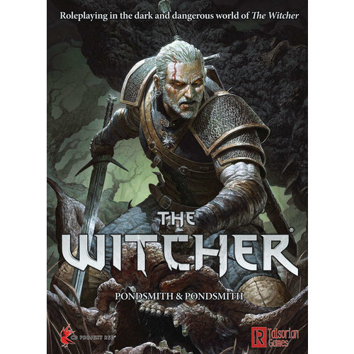 R. Talsorian Games WITCHER RPG