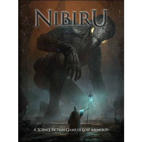 Chaosium NIBIRU RPG