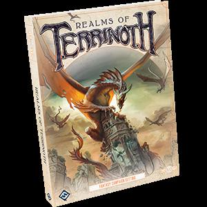 Fantasy Flight Games GENESYS RPG: REALMS OF TERRINOTH