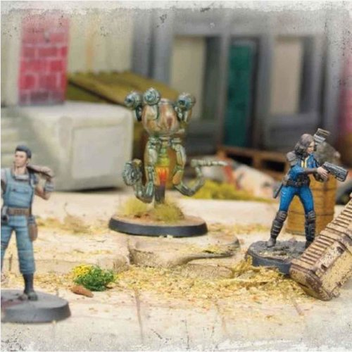 Modiphius FALLOUT WASTELAND WARFARE RPG