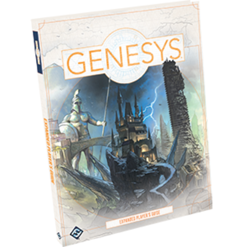 Fantasy Flight Games GENESYS RPG: EXPANDED PLAYER'S GUIDE