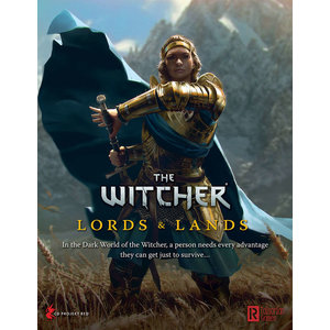 R. Talsorian Games WITCHER RPG: LORDS & LANDS