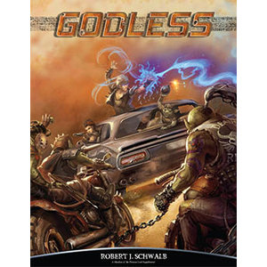 Schwalb Entertainment GODLESS RPG