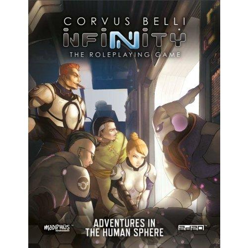 Modiphius INFINITY RPG HUMAN SPHERE