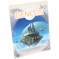 GENESYS RPG: GM SCREEN