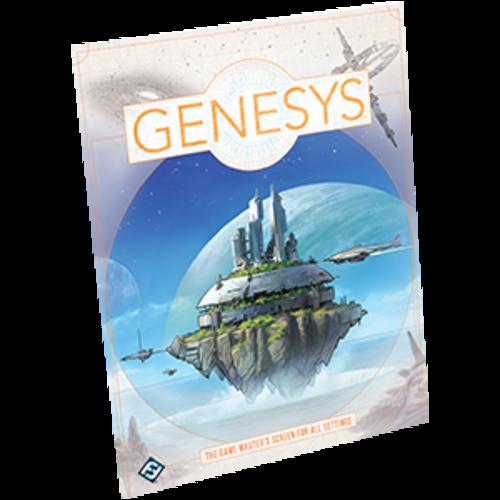 Fantasy Flight Games GENESYS RPG: GM SCREEN