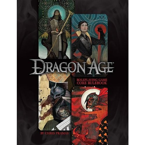 Green Ronin Publishing DRAGON AGE CORE RULEBOOK