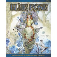AGE RPG: BLUE ROSE - ROMANTIC FANTASY