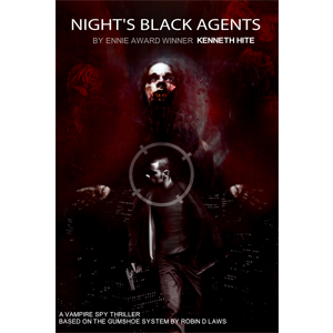 Pelgrane Press NIGHT'S BLACK AGENTS
