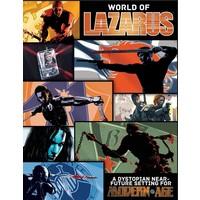 AGE RPG: MODERN WORLD OF LAZARUS