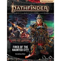 PATHFINDER 2ND EDITION ADVENTURE PATH #148: AGE OF ASHES 4 - FIRE OF THE HAUNTED CITY