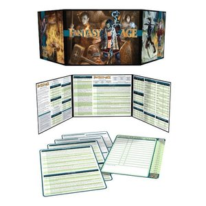 Green Ronin Publishing AGE RPG: GAME MASTERS KIT
