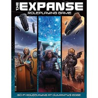 THE EXPANSE RPG: CORE RULES