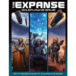 Green Ronin Publishing THE EXPANSE RPG: CORE RULES
