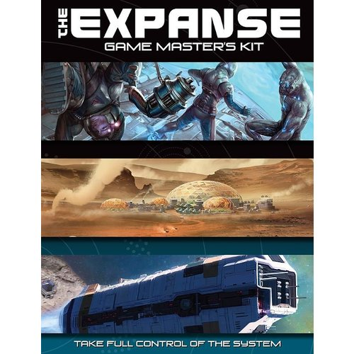 Green Ronin Publishing THE EXPANSE RPG GM KIT