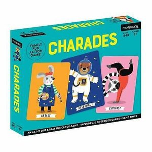 CHRONICLE BOOKS CHARADES (FAMILY)