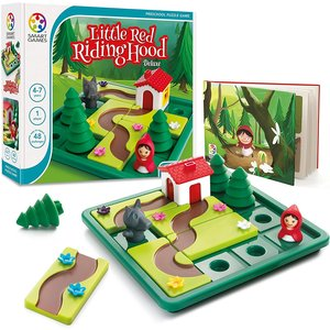 Smart Toys & Games LITTLE RED RIDING HOOD DELUXE