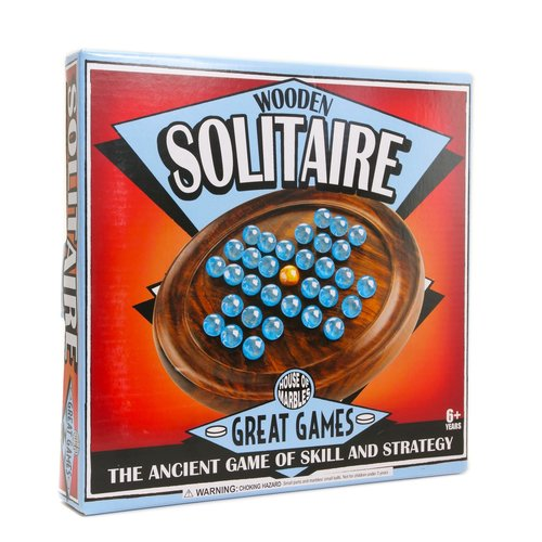 House of Marbles SOLITAIRE STANDARD