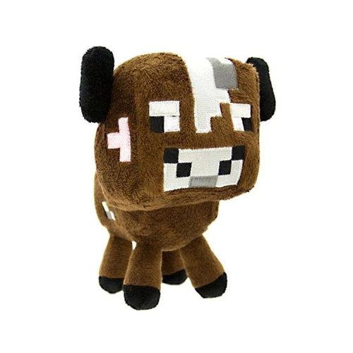 "Zoofy International MINECRAFT 7"" BABY COW"