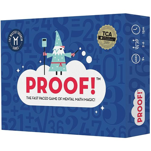 MASTER THEOREM GAMES PROOF!