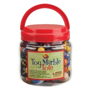 Mega Fun USA MARBLES LARGE TOTE