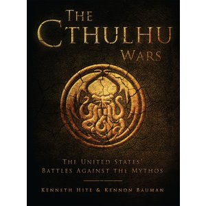 Osprey Publishing CTHULHU WARS: US BATTLES AGAINST  THE MYTHOS