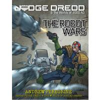 JUDGE DREDD 2000AD ROBOT WARS