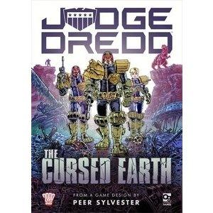 Osprey Publishing JUDGE DREDD: THE CURSED EARTH