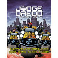 JUDGE DREDD 2000AD CORE RULES