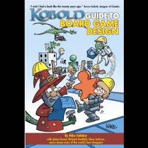 Kobold Press THE KOBOLD GUIDE TO BOARD GAME DESIGN