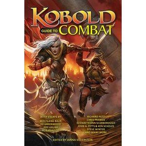 Kobold Press KOBOLD: GUIDE TO COMBAT