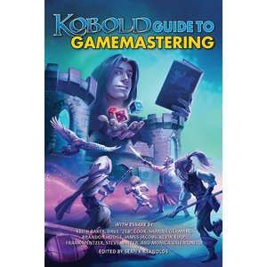Kobold Press THE KOBOLD GUIDE TO GAMEMASTERING
