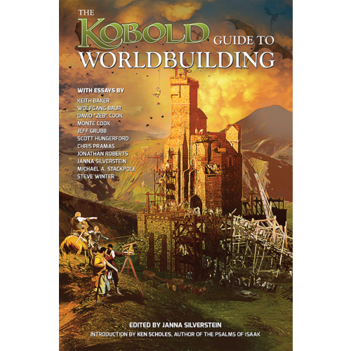 Kobold Press THE KOBOLD GUIDE TO WORLDBUILDING