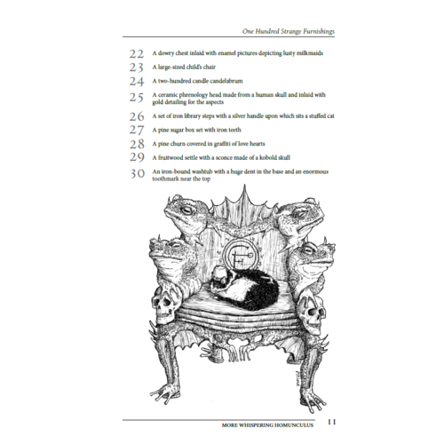 Kobold Press PATHFINDER: KOBOLD - MORE WHISPERING HO