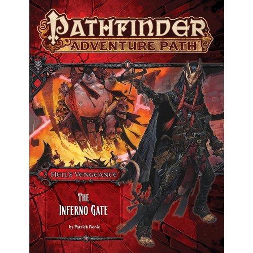 Paizo Publishing PATHFINDER ADVENTURE PATH #105: HELLS VENGEANCE 3 - THE INFERNO GATE
