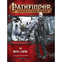 PATHFINDER RPG ADVENTURE PATH #106: HELL'S VENGEANCE 4 - FOR QUEEN & EMPIRE