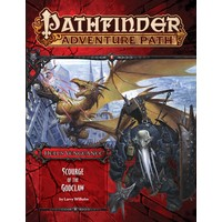 PATHFINDER RPG ADVENTURE PATH #107: HELL'S VENGEANCE 5 - SCOURGE OF THE GODCLAW