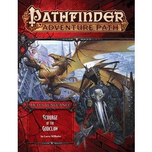 Paizo Publishing PATHFINDER RPG ADVENTURE PATH #107: HELL'S VENGEANCE 5 - SCOURGE OF THE GODCLAW