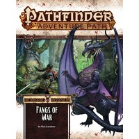 PATHFINDER RPG ADVENTURE PATH #116: IRONFANG INVASION 2 - FANGS OF WAR