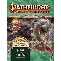 PATHFINDER RPG ADVENTURE PATH #126: RUINS OF AZLANT - BEYOND THE VEILED PAST