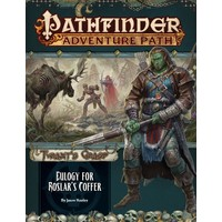 PATHFINDER RPG ADVENTURE PATH #140: TYRANT'S GRASP 2 - EULOGY FOR ROSLAR'S COFFER