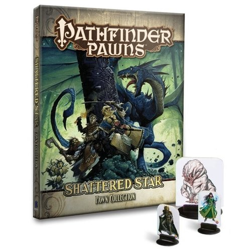 Paizo Publishing PATHFINDER RPG: SHATTERED STAR PAWNS