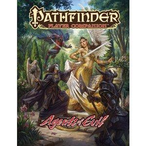 Paizo Publishing PATHFINDER PLAYER COMPANION: AGENTS OF EVIL